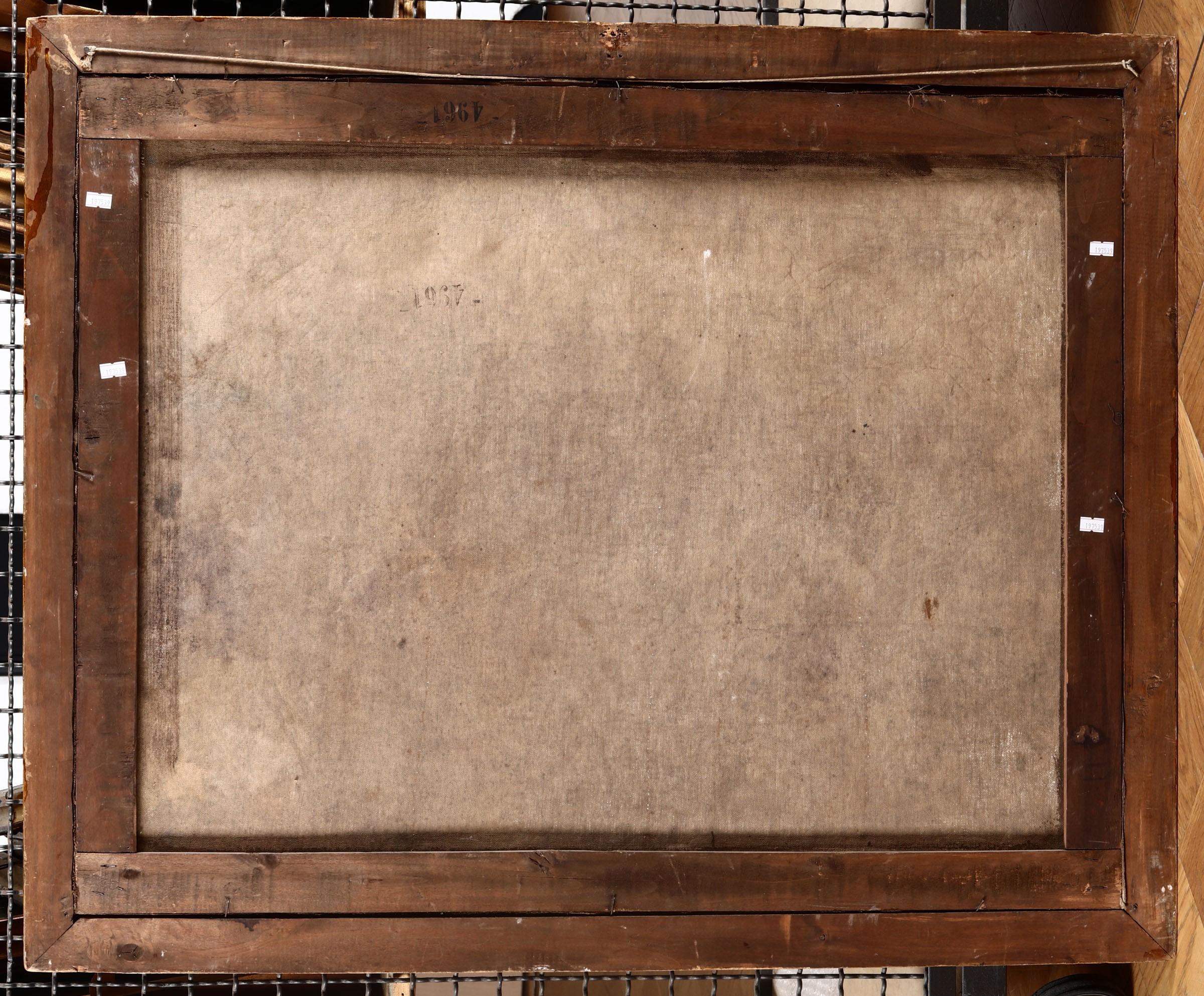 Scuola piemontese del XVIII secolo, Natura morta con vaso di fiori - coppia di [...] - Image 3 of 3