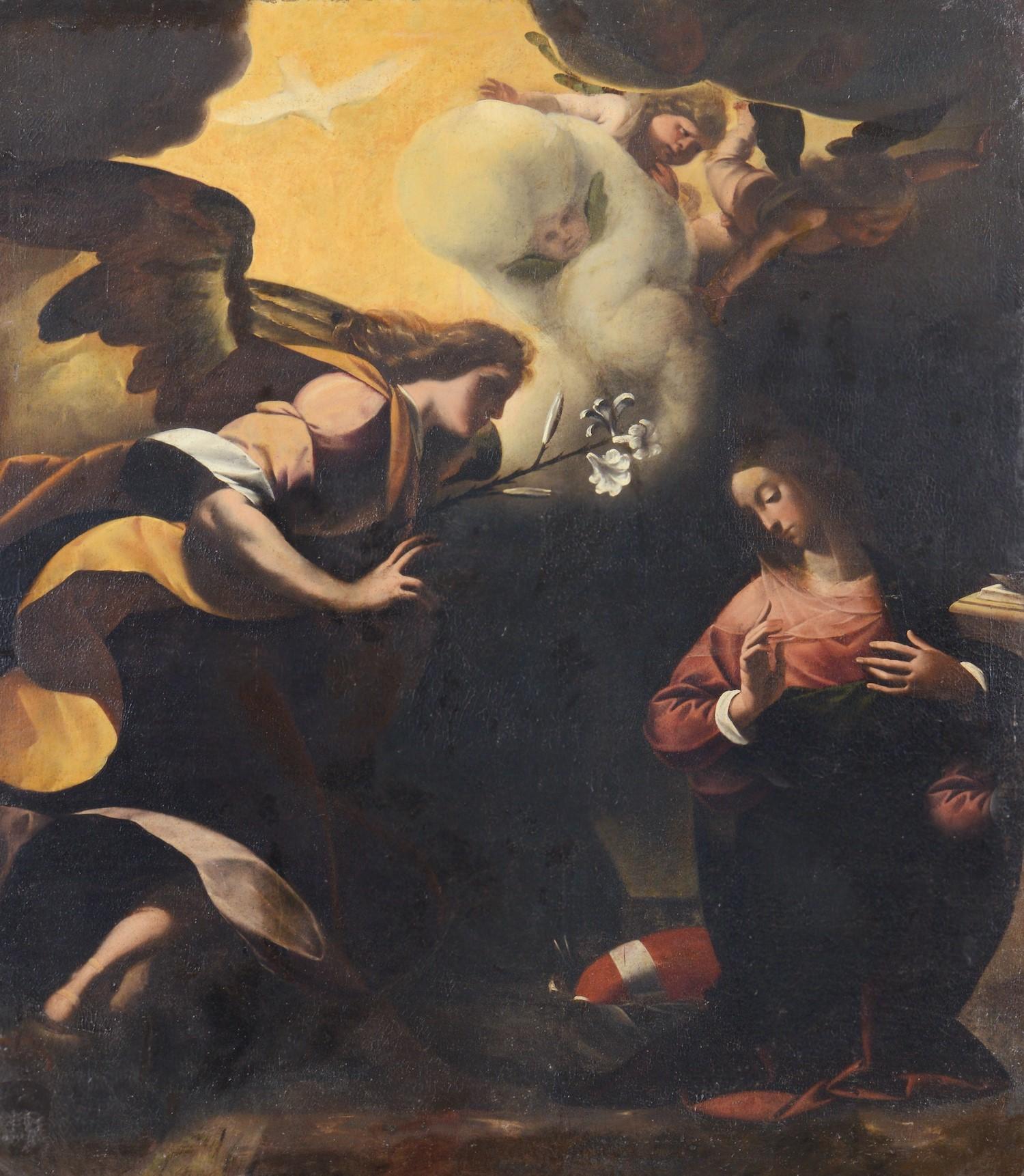Pier Francesco Mazzucchelli detto il Morazzone (Morazzone 1573 – Piacenza 1626) e [...]