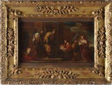 Francesco Maffei (Vicenza 1605 - Padova 1660), attribuito a, Presentazione di Gesù [...]