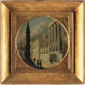 François Didier de Nomé detto Monsù Desiderio (Metz 1593 - Napoli 1620), Capricci [...]
