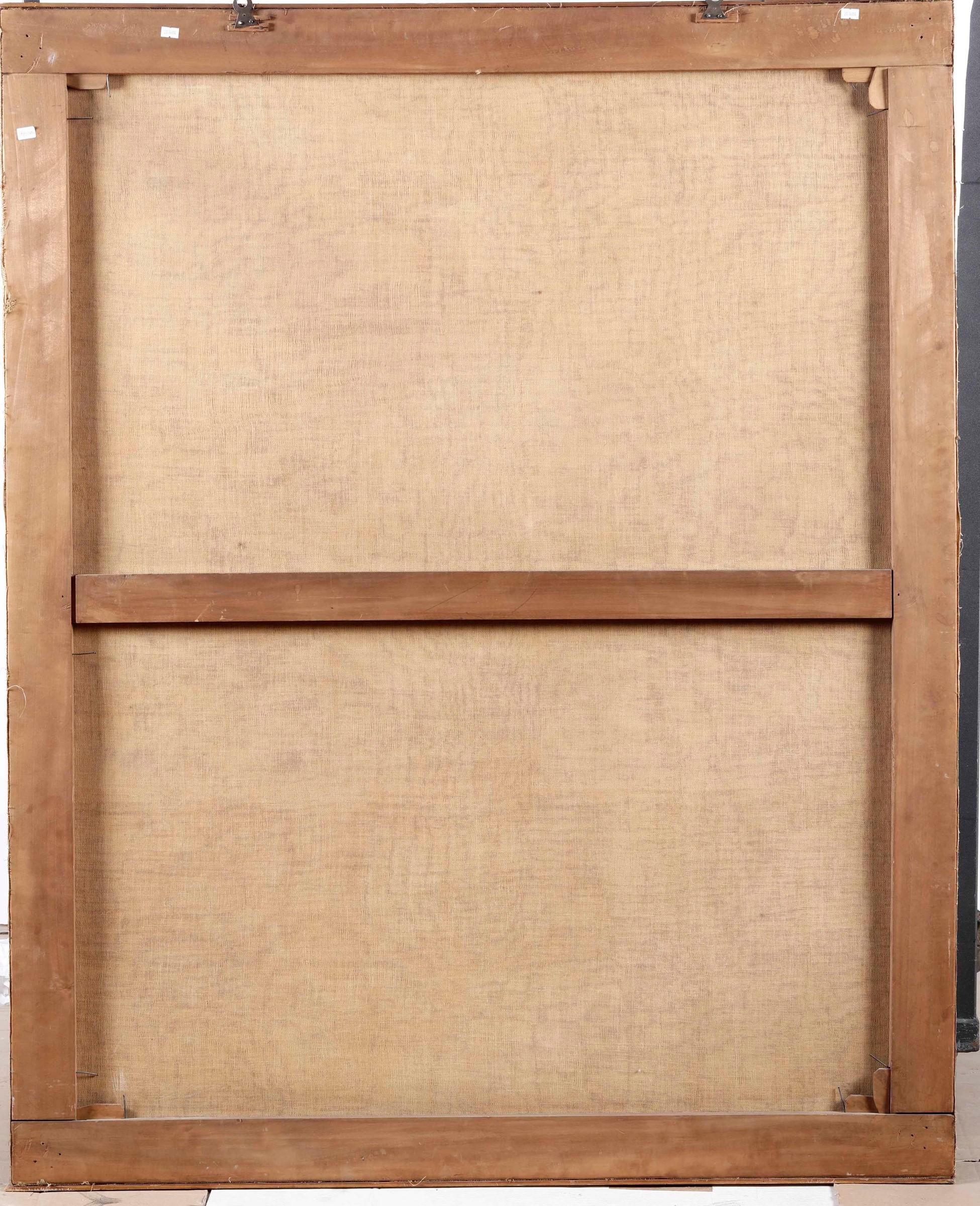 Scuola italiana del XVII secolo, Episodio della Gerusalemme liberata - olio su tela, [...] - Image 2 of 2