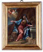 Francesco Polazzo (Venezia, 1683 – Venezia, 1753), Madonna al sepolcro - olio su [...]