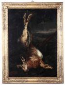 David de Coninck (Anversa, 1636 – Bruxelles, 1687), cerchia di, Trofeo di caccia - [...]