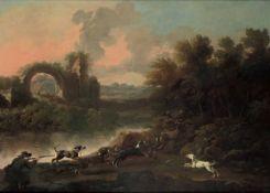 Philipp Peter Roos detto Rosa da Tivoli (Francoforte sul Meno 1655 - Tivoli 1706), [...]