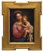 Giovan Battista Salvi detto il Sassoferrato (Sassoferrato 1609 - Roma 1685), copia [...]