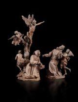 St Michael, A.M. Maragliano, Genoa, 1694 - La straordinaria raccolta qui presentata [...]