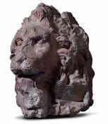 A terracotta lion head, GL Bernini's workshop, 1654-57 - cm 45x35x50. Opera esposta [...]