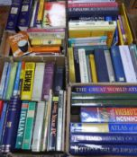MIXED MODERN REFERENCE WORKS, various authors, mainly hardback, including: THE NEW OXFORD