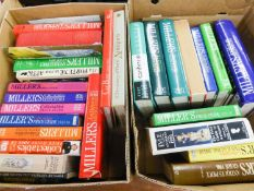 QUANTITY OF BOOKS, VARIOUS AUTHORS AND SUBJECTS, INCLUDING; A COLLECTION OF MILLERS ANTIQUES PRICE