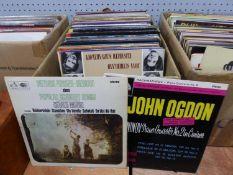 VINYL RECORDS mainly CLASSICAL. Great Sopranos of our Time, HMV, ASD 558 (W/G label). Dieskau/