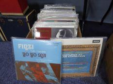 VINYL RECORDS, CLASSICAL. Beethoven- Pastoral Symphony, HMV, ASD 433 (colour nipper label). Finzi