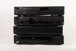THREE PIECES OF ARCAM ?ALPHA? STEREO EQUIPMENT, comprising: 7SE CD PLAYER, in original box, with