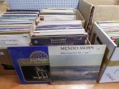 VINYL RECORDS, CLASSICAL. Barbirolli- English String Music, HMV, ASD 521 (B&W Nipper). Du Pre-