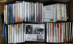 CLASSICAL MUSIC CDS. A good selection of mainly classical recordings on a mixture of labels DGG,