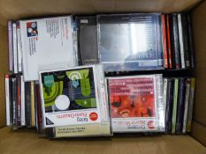 CLASSICAL MUSIC CDS. A good selection of mainly classical recordings on a mixture of labels, DGG,