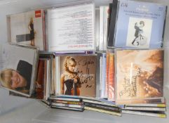CLASSICAL MUSIC CDS. A good selection of mainly classical recordings on a mixture of labels EMI,