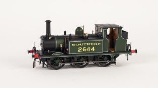 DAPOL MINT AND BOXED 'O' GAUGE TWO RAIL ELECTRIC TERRIER A1/A1XX 0-6-0 TANK LOCOMOTIVE No. 2644 in