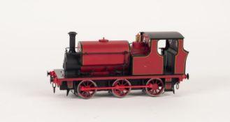 IXION MODEL RAILWAYS LTD. MINT AND BOXED 'O' GAUGE FINE SCALE HUDSWELL CLARKE 0-6-0 STANDARD