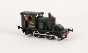 IXION MODEL RAILWAYS LTD. MINT AND BOXED 'O' GAUGE FINE SCALE TWO RAIL ELECTRIC FOWLER 0-4-0
