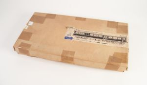MALLARD MODELS 'O' GAUGE KIT FOR A LNWR STEAM RAILMOTOR, (appears complete) with a boxed Airfix