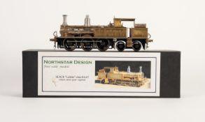 NORTH STAR DESIGN KIT BUILT 'O' GAUGE MODEL OF A BAYER PEACOCK-LEITRIM CLASS 0-6-4 TANK