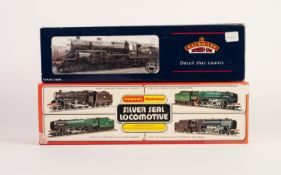 BACHMANN 'BRANCH LINE' MINT AND BOXED '00' GAUGE 2-6-0 'CRAB' LOCOMOTIVE AND TENDER No. 13098 in LMS