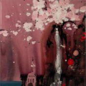 DANIELLE O?CONNOR AKIYAMA (b.1957) ARTIST SIGNED LIMITED EDITION COLOUR PRINT ?Painted Dreams I?, (