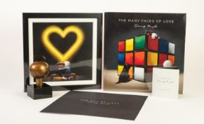 DOUG HYDE (b.1972) COLLECTOR?S BOX SET ?The Box of Love?, (124/ 500) Comprising: ?THE LOOK OF