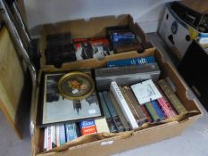 A SELECTION OF BOOKS, VARIOUS AUTHORS SUNDRY WORKS AND VARIOUS PRINTS