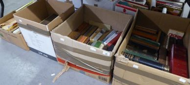 A SELECTION OF BOOKS VARIOUS AUTHORS AND SUBJECTS, TO INCLUDE; 'CHILD'S LIFE OF CHRIST', ETC... (4