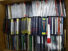 QUANTITY OF CD's (ONE BOX)