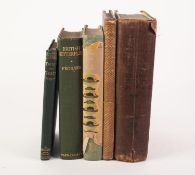 TWIGS FOR NESTS OR NOTES ON NURSERY NURTURE, published James Nisbett 1866, signed with dedication