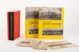 THE BRYANT AND MAY MUSEUM OF FIRE-MAKING APPLIANCES, Catalogue of Exhibits published by Bryant & May