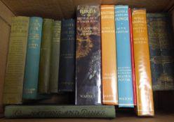 CHARLES DARWIN - ORIGINS OF SPECIES, pub Grant Richards 1902. BEETONS - THE BOOK OF GARDEN