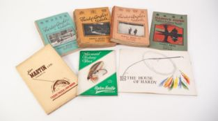 FISHING. HARDY?S ANGLERS? GUIDE TRADE CATALOGUE for the year 1952 (59th Edition), 1930 (52nd
