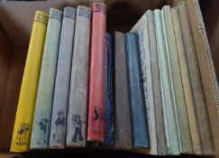 THIRTEEN CHILDREN?S ANNUALS, 1920?s-50?s, including: PLAYBOX, (8), TEDDY TAIL?S, 1938, JOLLY JACKS?,