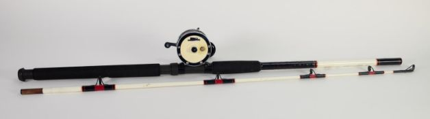 ABU GARCIA COMMODORE BOAT ROAD and MITCHELL 624 CAPTAIN REEL (2)