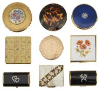 A small collection of compacts