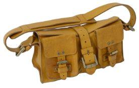 A Mulberry mini Roxanna Blenheim Darwin leather tote handbag