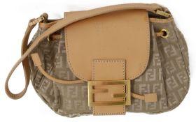 A Fendi monogram handbag