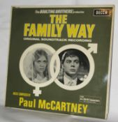 Paul McCartney The Family Way album original 1967 issue mint condition vinyl