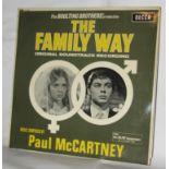 Paul McCartney The Family Way album original 1967 issue mint condition vinyl