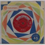 The Beatles Love Me Do R4949 original issue with red Parlophone label, condition good