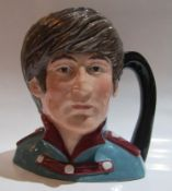 John Lennon Royal Doulton Mug UK 1984