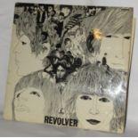 The Beatles Revolver album original Mono rare dash 1 matrix with withdrawn mix of Tomorrow Never