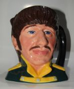 Ringo Starr Royal Doulton Mug UK 1984