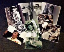 Motor Racing collection 11 fantastic, assorted photos from the renowned motor racing photographer