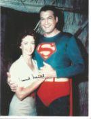 Noel Neil signed 10x8 colour Superman photo. Noel Darleen Neill November 25, 1920 - July 3, 2016,