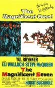 Eli Wallach signed 16x11 The Magnificent Seven colour promo photo. Eli Herschel Wallach December