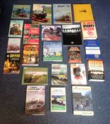 Railway Hardback and Softback Book collection includes 20 titles such as The World's Most Famous